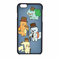 Hipster Pokemon iPhone 6 Case