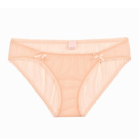 "Charmeuse ""Minette"" brief 