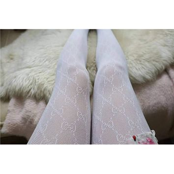 GUCCI Fashion Women Sockings Long Socks