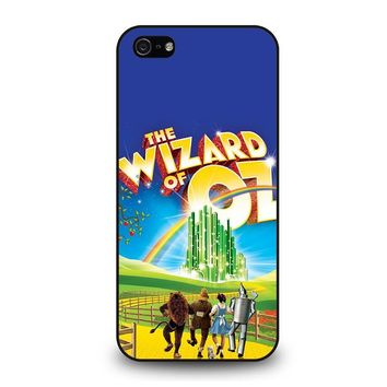THE WIZARD OF OZ 3 iPhone 5 / 5S / SE Case Cover