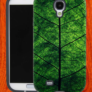 green leaves,Accessories,Case,Cell Phone,iPhone 4/4S,iPhone 5/5S/5C,Samsung Galaxy S3,Samsung Galaxy S4,Rubber,27-11-13-Hk