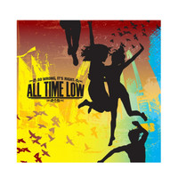 All Time Low - So Wrong, Its Right Vinyl LP Hot Topic Exclusive