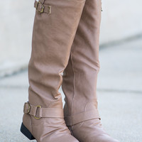 The Landon Boots, Natural
