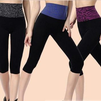 DCCKIX3 Summer Style Hot Shapers Stretch Pant 2xu Women's Running Fitness Yoga Pants Body Shaper WA05 = 1933087556