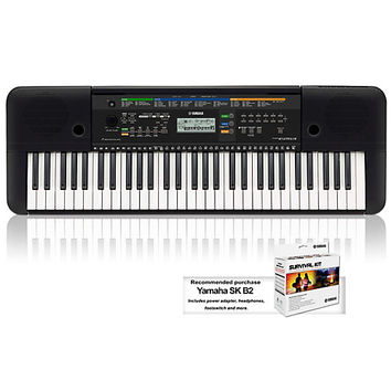 Yamaha PSR-E253 61-Key Portable Keyboard