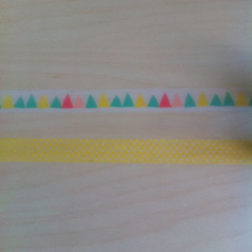 Set of 2 Washi Tape