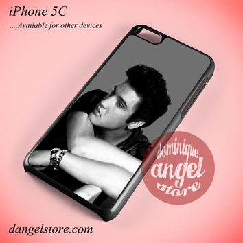 Elvis Presley King Of Rock Phone case for iPhone 5C and another iPhone devices