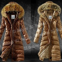 High Quality Brand Women Winter Down Jackets