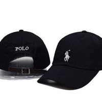 POLO RALPH LAUREN Unisex Embroidery Hat