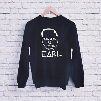 Earl Odd Future OFWGKTA UNISEX SWEATSHIRT  heppy fit & sizing