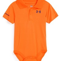 Under Armour Polo Bodysuit (Baby Boys)