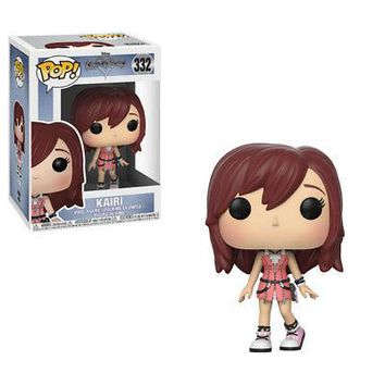 Funko Pop! Disney: Kingdom Hearts - Kairi Vinyl Figure