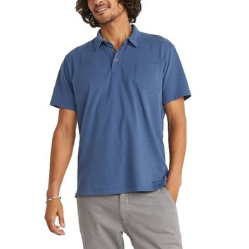 Shoreline Polo by Marine Layer