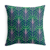 Deco Leaves - Decor Pillow (more colors)