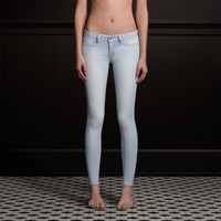 HOLLISTER ULTIMATE STRETCH JEGGING
