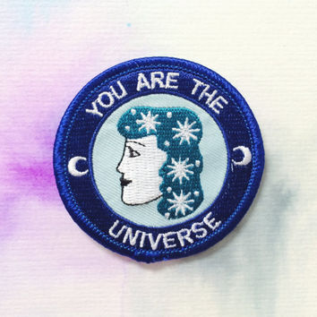 You Are The Universe Patch