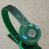 Bling BEATS by Dre with Swarovski Crystals