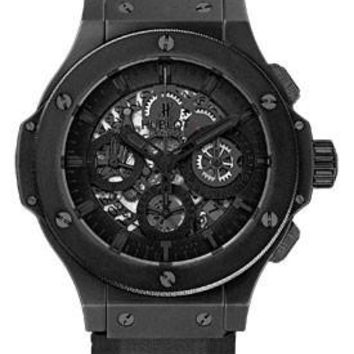 Hublot - Big Bang 44mm Aero Bang All Black II