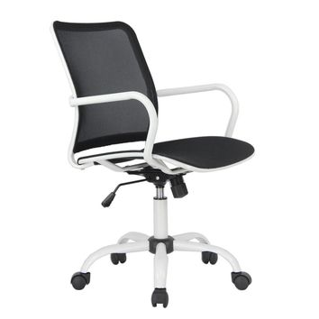 Spare Office Chair, Black