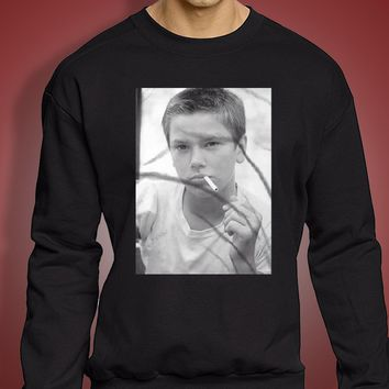 River Phoenix Stand By Me Men'S Sweatshirt
