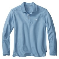 The Emfielder Long-Sleeve Polo
