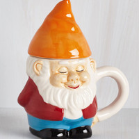 Quirky Rolling With the Gnomies Mug by ModCloth