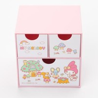 My Melody Mini Chest: Tea Party