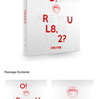 BTS OFFICIAL SHOP [미니앨범 [O!RUL8,2?]]