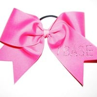 3 Inch IBASE Cheer Bow