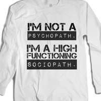Sherlock-High Functioning Sociopath |
