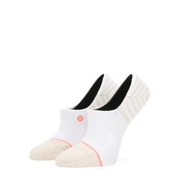 Stance Uncommon Invisible Socks Women's - White