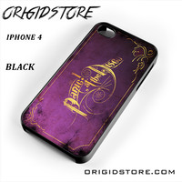 Panic At The Disco Purple Art For Iphone 4 Iphone 4S Case YG