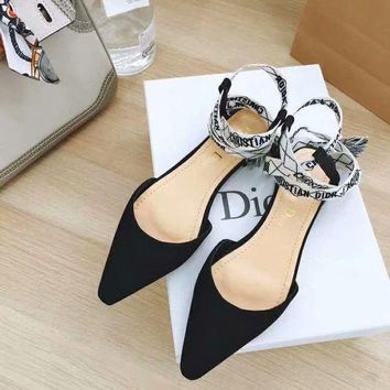DCCK Dior Women Casual Shoes Boots  fashionable casual leather