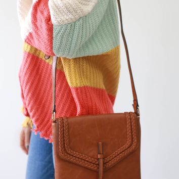 Riverwalk Crossbody - Cognac