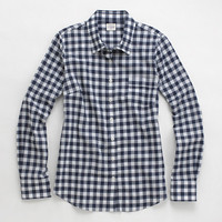 Factory classic button-down shirt in gingham - washed shirts - FactoryWomen's Shirts & Tops - J.Crew Factory
