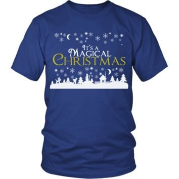 It's a Magical in Town Christmas Shirt