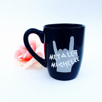 Metaler // Coffee Mug