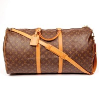 Louis Vuitton Keepall Weekend/Travel Bag 5608