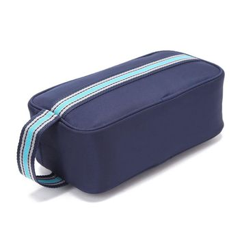 High Quality Portable Large Capacity Waterproof Travel Wash Bag Toiletry Organizer Shaving Dopp Kit Cosmetic Makeup Bag for Men