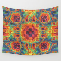 Take a Trip Wall Tapestry by Lyle Hatch | Society6