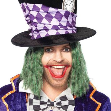 Leg Avenue Male Oversized Mad Hatter Top Hat A2777