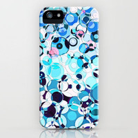 Aria in Aquatic iPhone Case by Lisa Argyropoulos | Society6