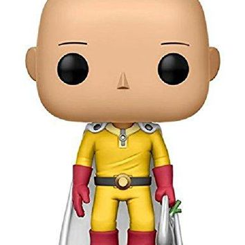 Funko Pop Anime: One Punch Man-Saitama
