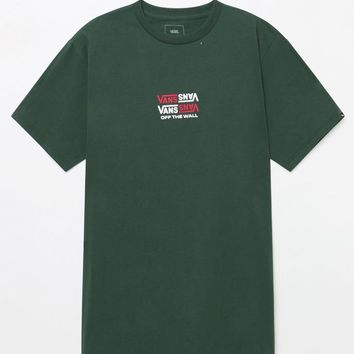 Vans Drop Plus T-Shirt | PacSun