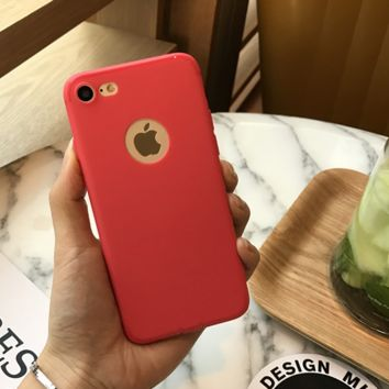 Watermelon Red All Inclusive Candy  Iphone 5s SE 6 6s Plus & 7 7plus Protection Cover Case + Gift Box
