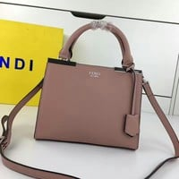 FENDI WOMEN'S NEW STYLE LEATHER HANDBAG SHOULDER BAG