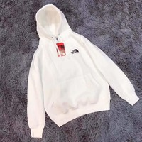 The North Face Woman Men Fashion Hoodie Top Sweater Pullover-1