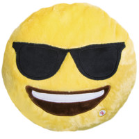 SHADEZ LITE UP EMOJI PILLOW
