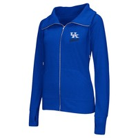 Kentucky Wildcats Cowlneck Jacket - Juniors