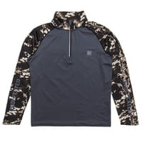 Undefeated - O.P. Camo Technical Half-Zip Jacket